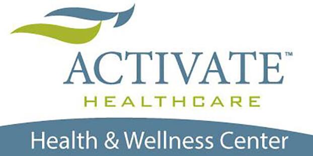 Activate Healthcare Health & Wellness Center logo