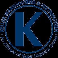 Keller Warehousing & Distribution Logo