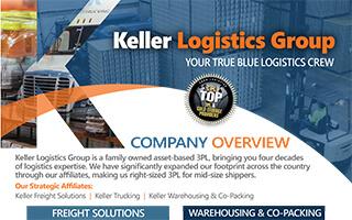 Keller Logistics Group Overview Flyer 8-2020