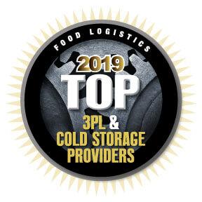 Keller Logistics 2019 Top 3PL Acknowledgement