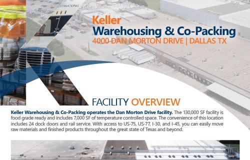 Dan Morton Facility Flyer Overview Image