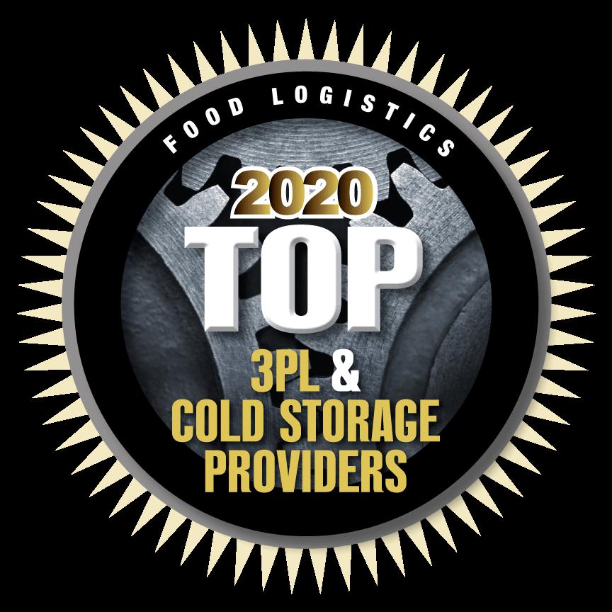 Keller Logistics Group is Food Logistics 2020 Top 3PL Provider