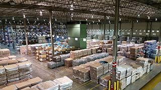 Keller Warehousing & Distribution Dallas Texas Facility