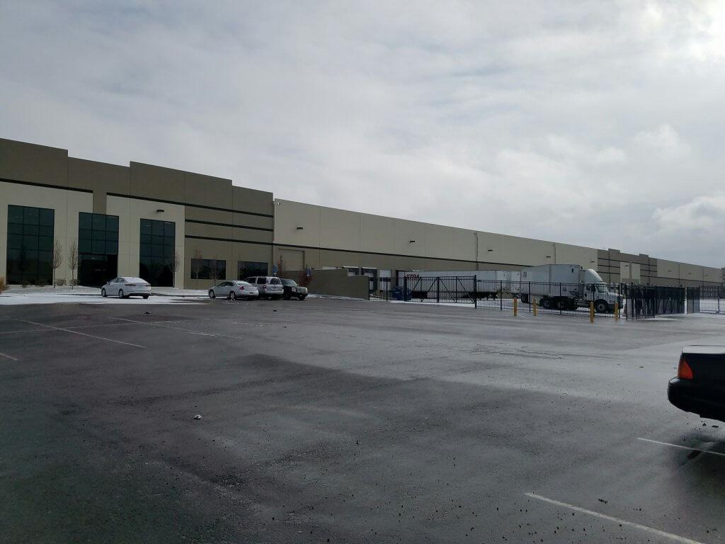 Aurora, CA facility.